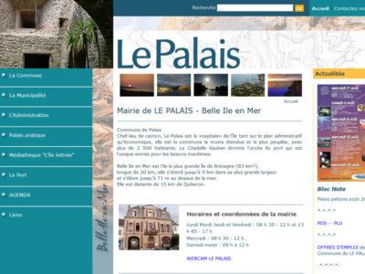 Mairie Le Palais
