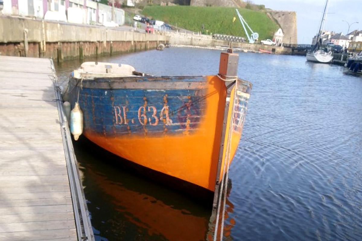 La Belle Iloise, yaching club de Belle Isle
