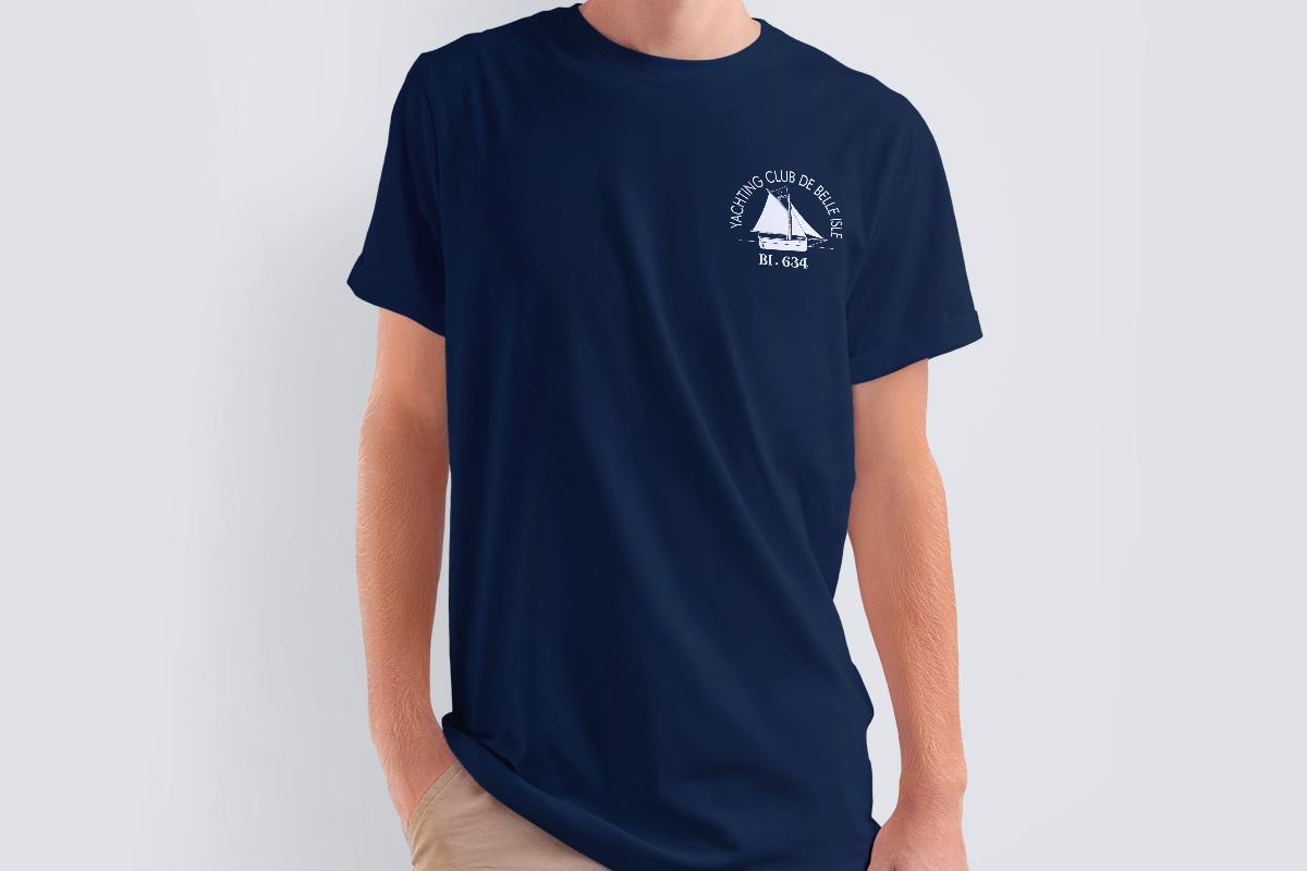 La Belle Iloise t-shirt