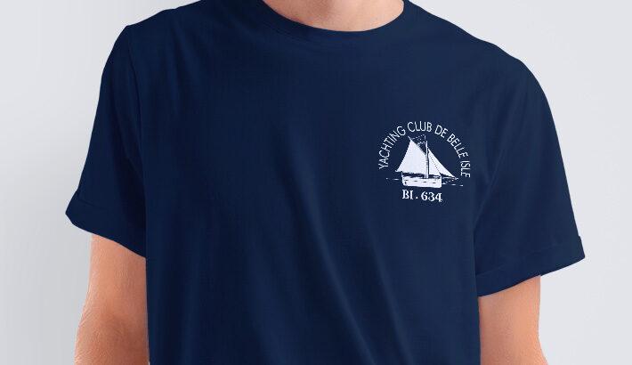 T-shirts La Belle Iloise